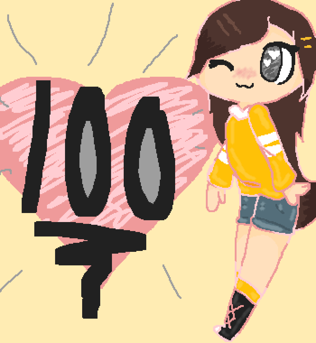 100th Drawing!