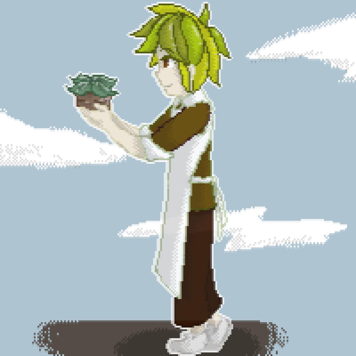 main-image-plant boy  by cherii-popsicle