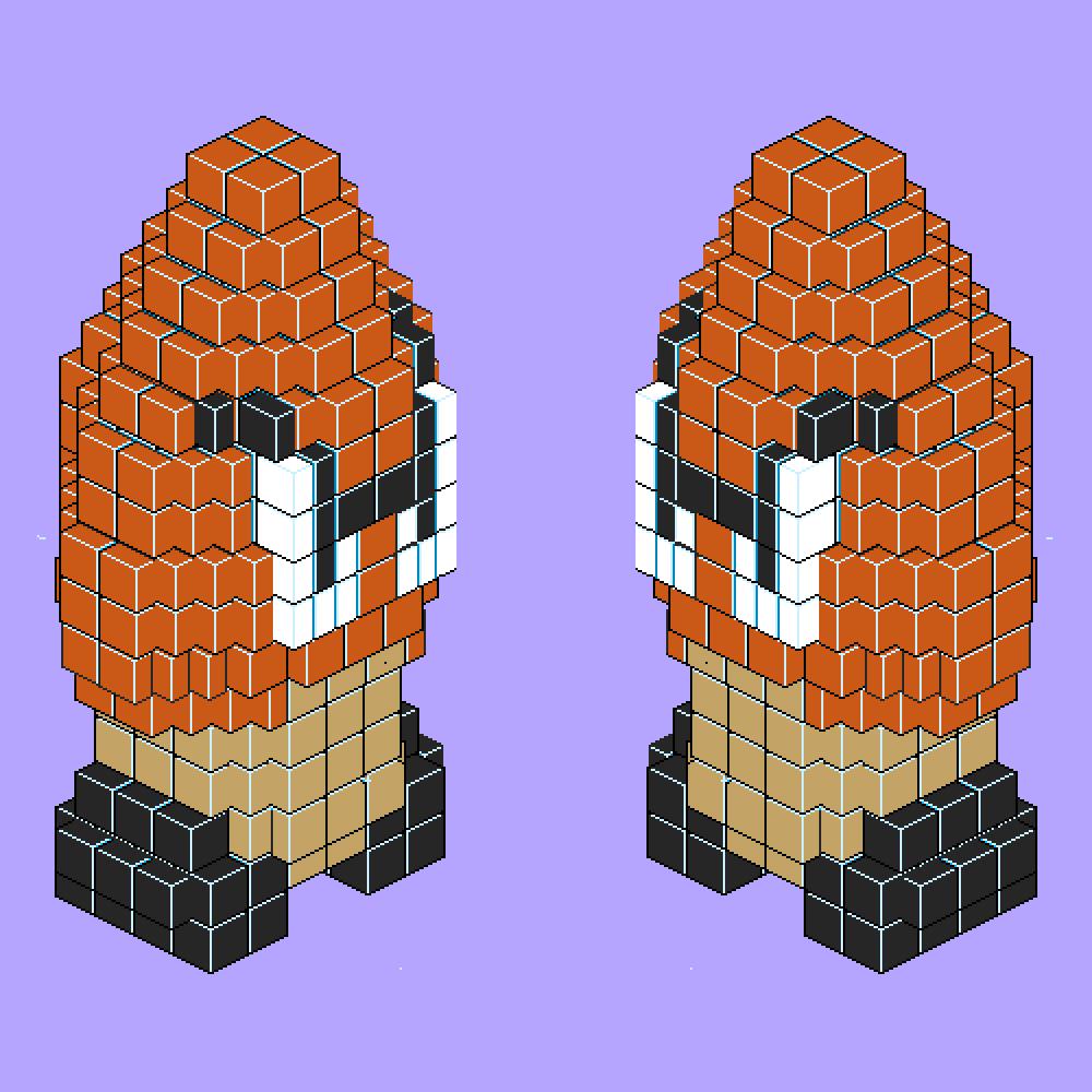 Goombas (Super Mario Brothers)