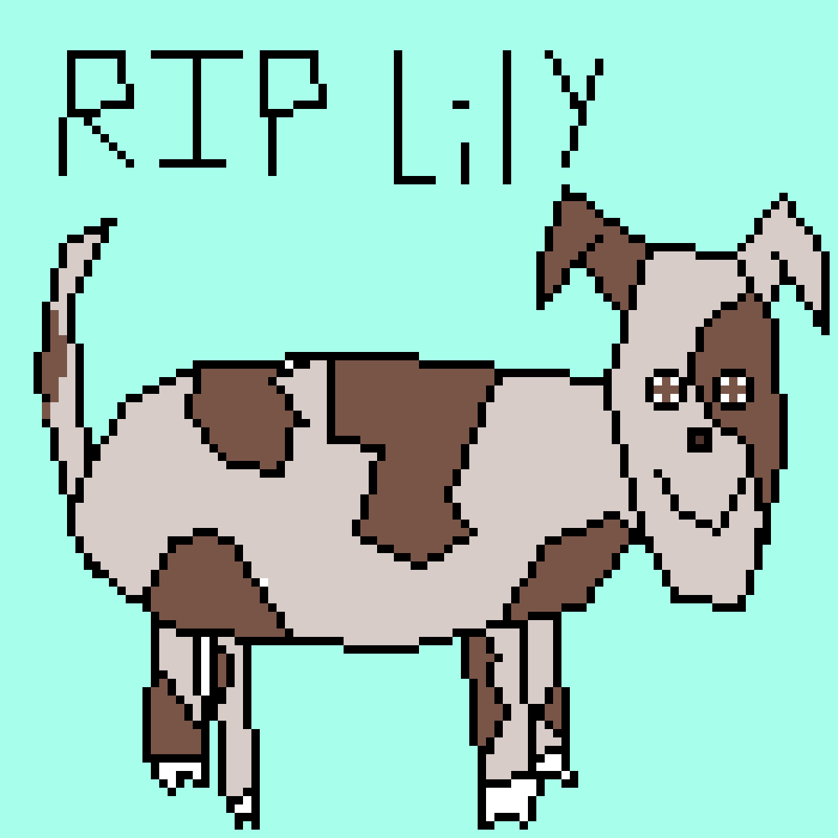 RIP LILY by gaybestfriend