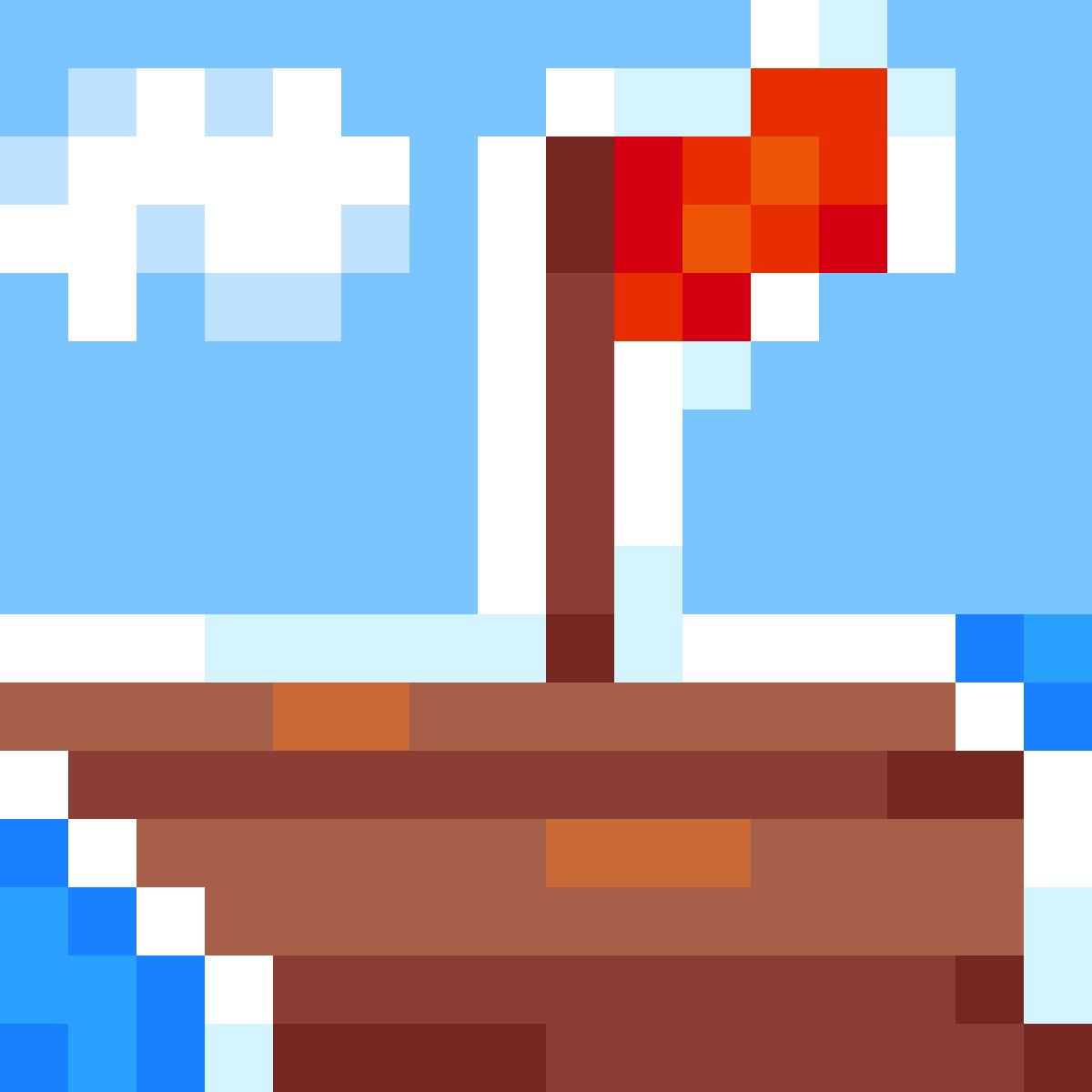 A Boat In The Far Seas