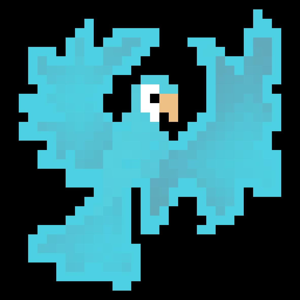 Ice Pheonix by Alpaca-Potion