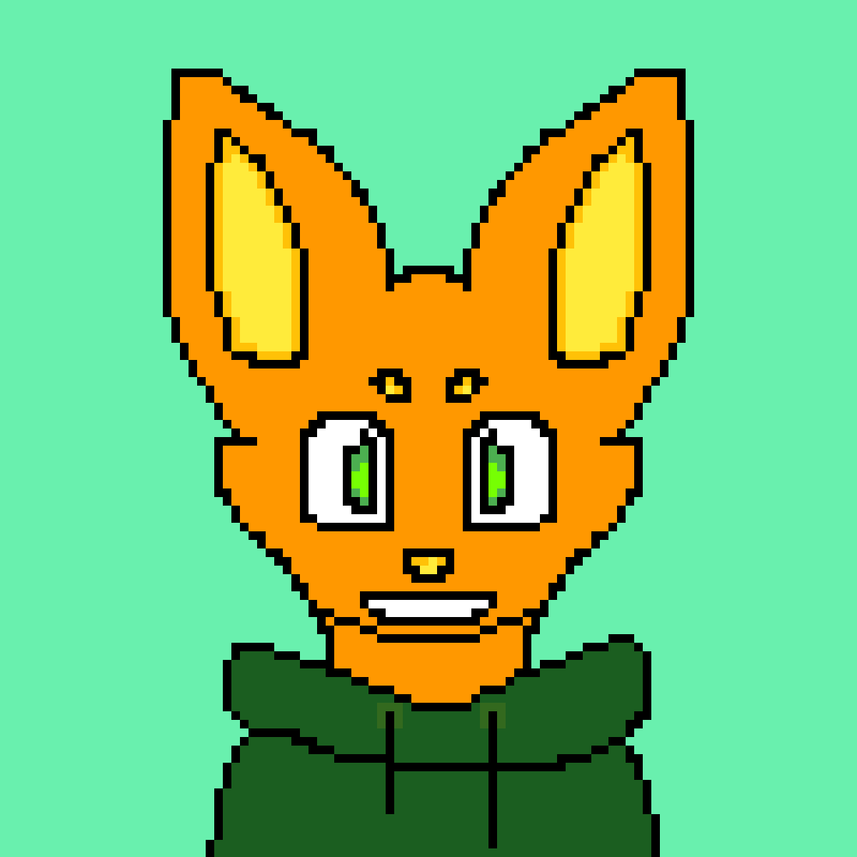 my first furry drawing by Jackmaster1324