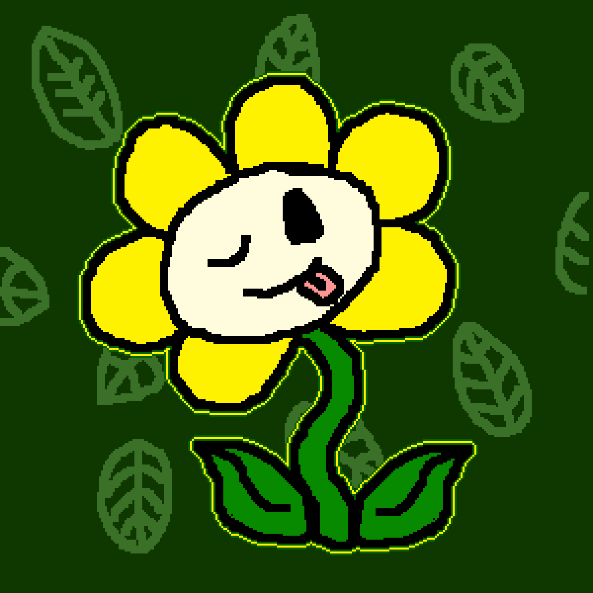 main-image-Flowey The Flower  by ReyloIsMyOTP