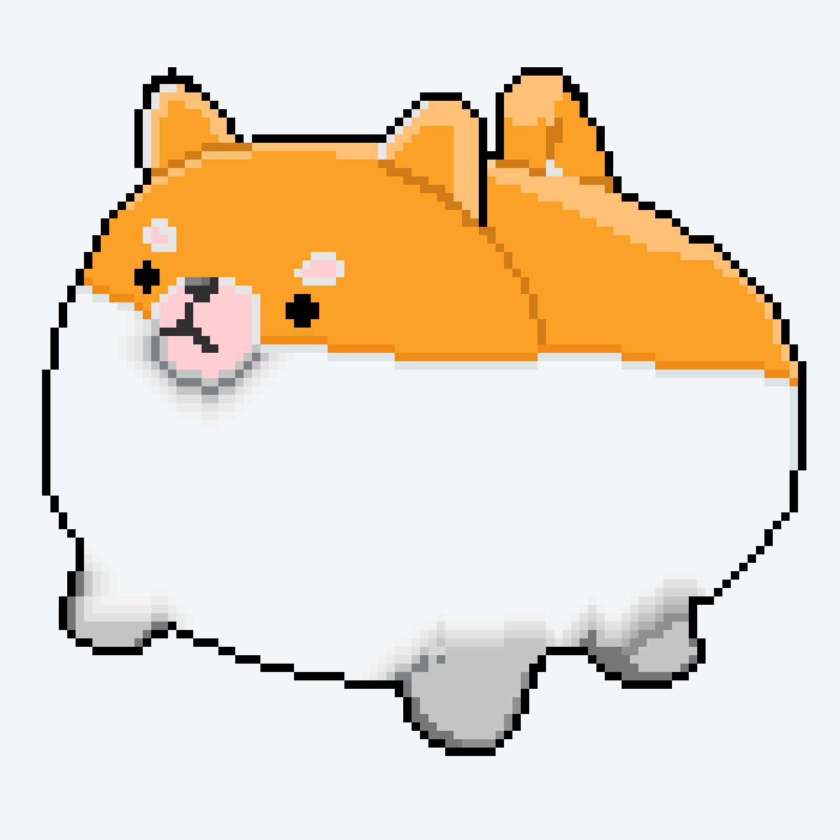 Doggo Plush