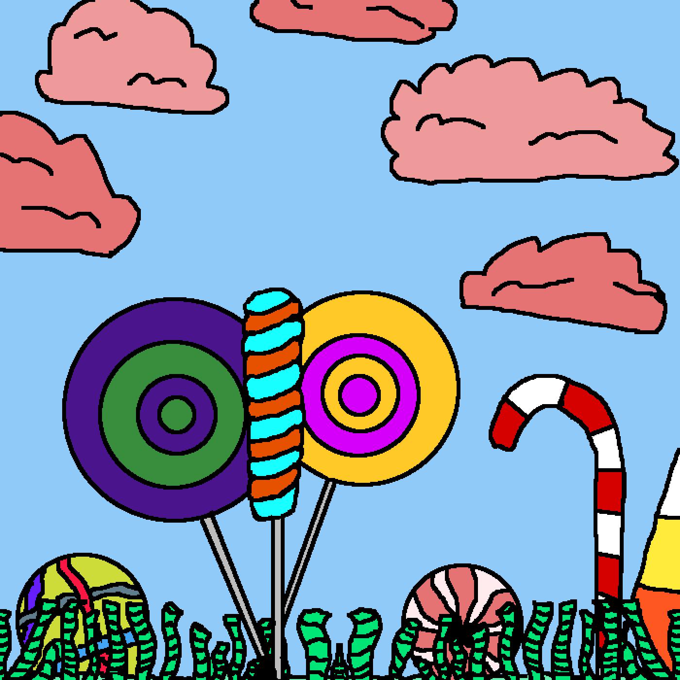 main-image-Candy Land!  by freshtale