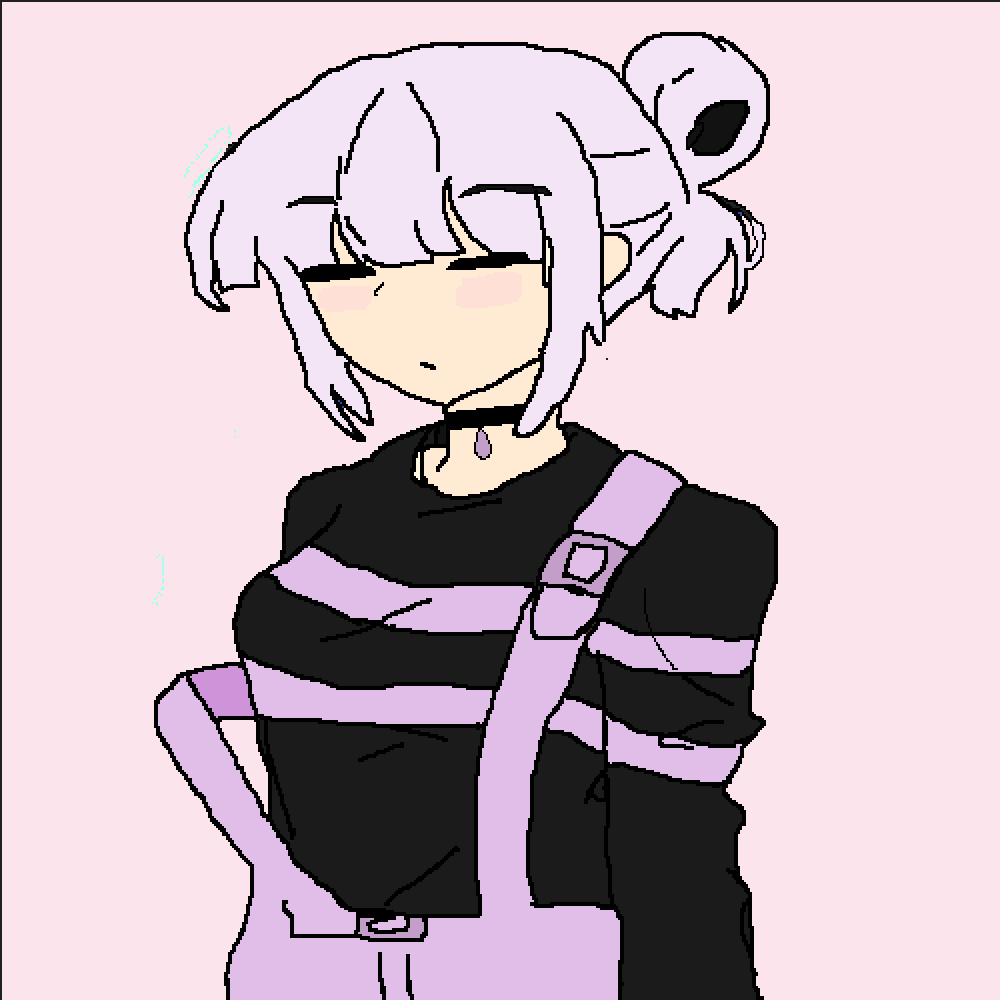 Another Pastel goth uwu by Anxie-tea