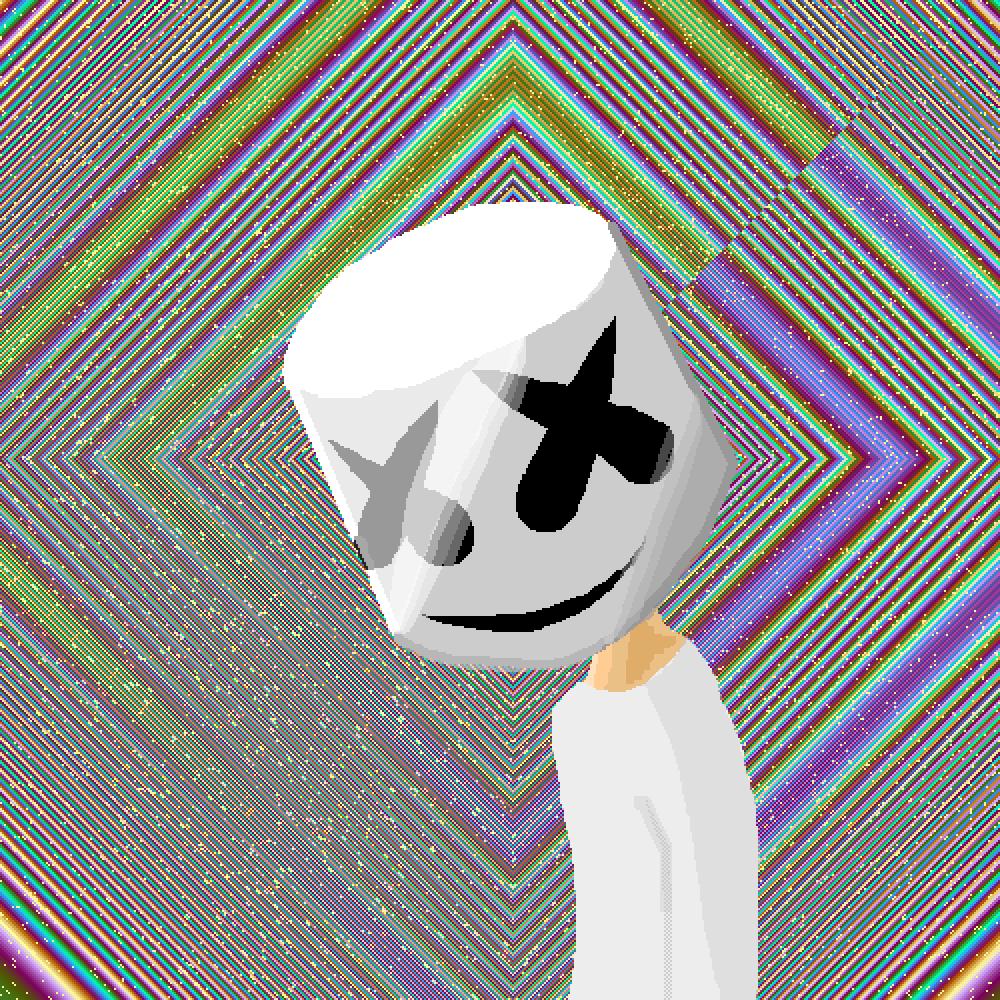 Marshmello by HackerNoises