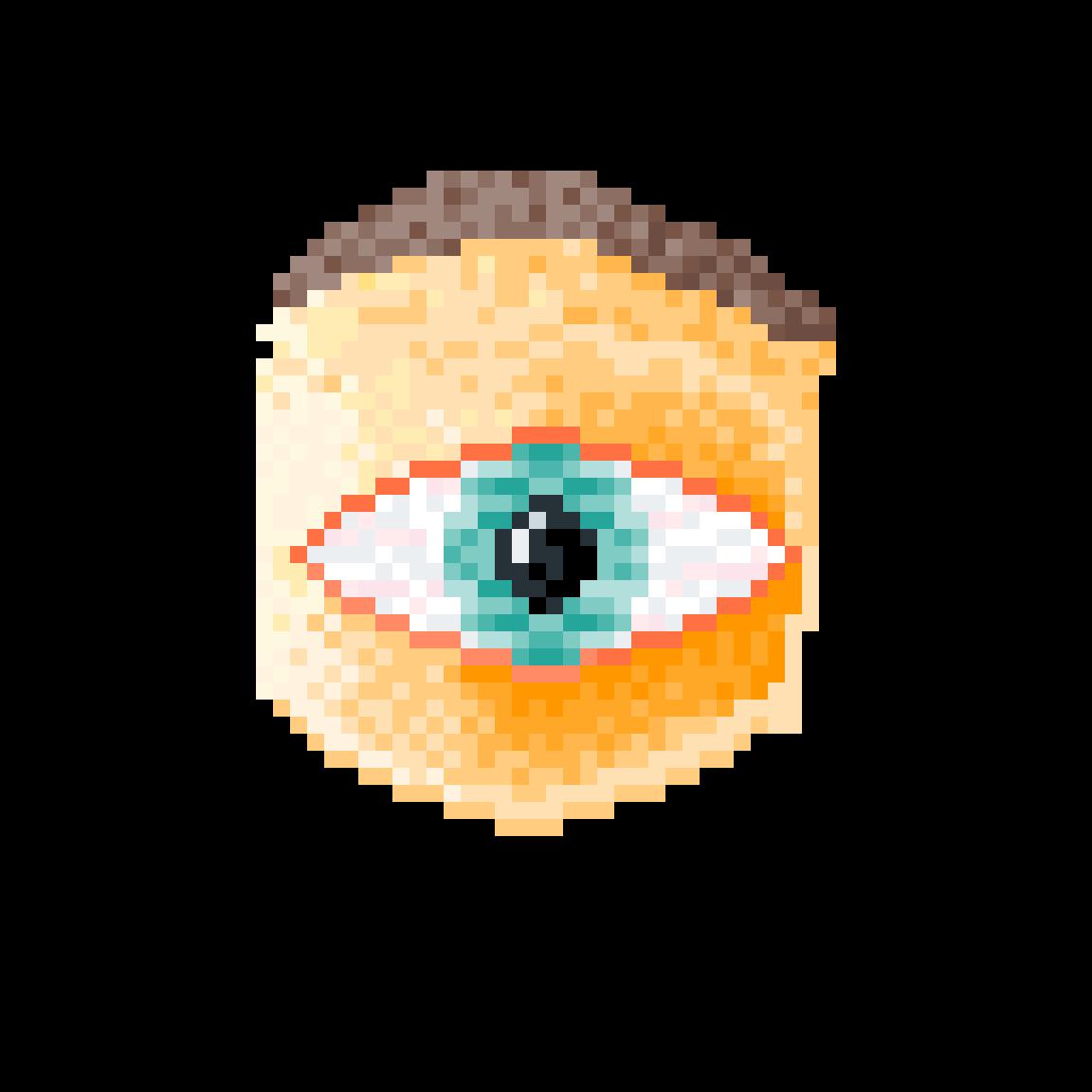 Eye by MR-FIREY