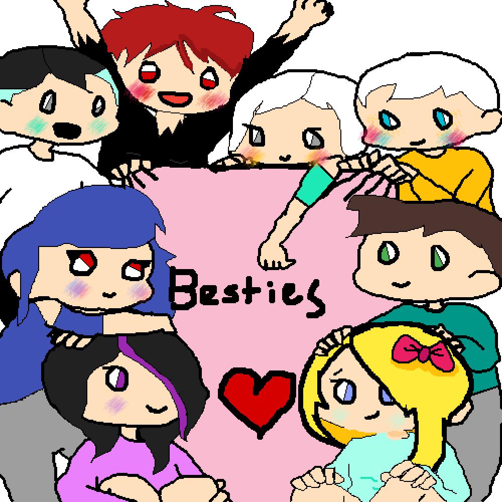 main-image-Besties!  by Nightfall74