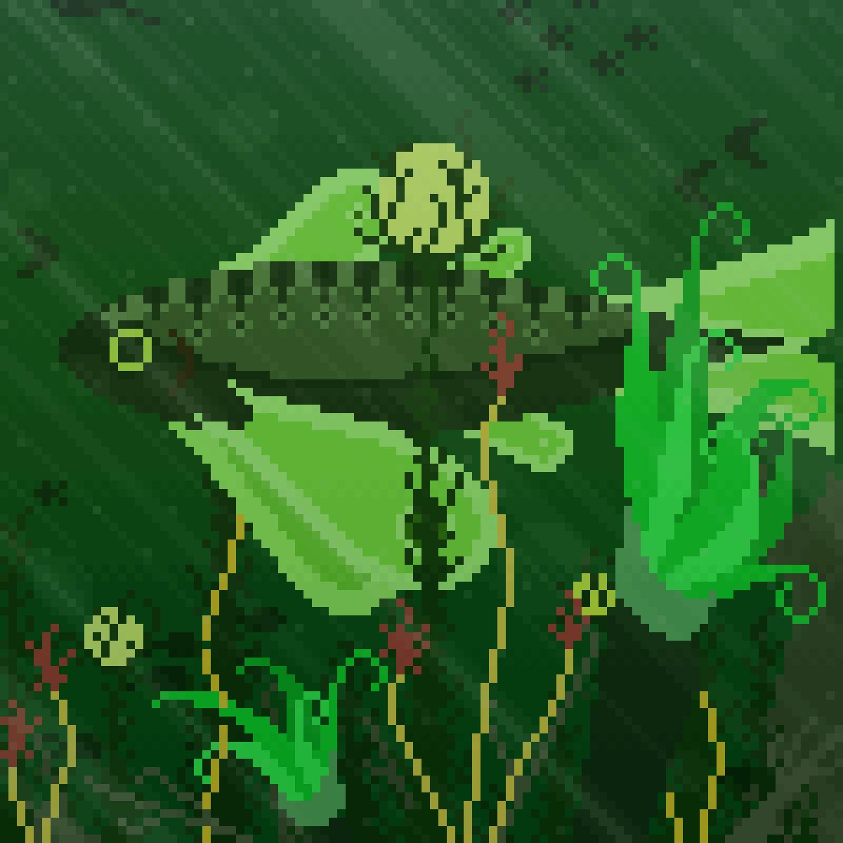 Greater Bulb-Carp by EmeraldSerpent