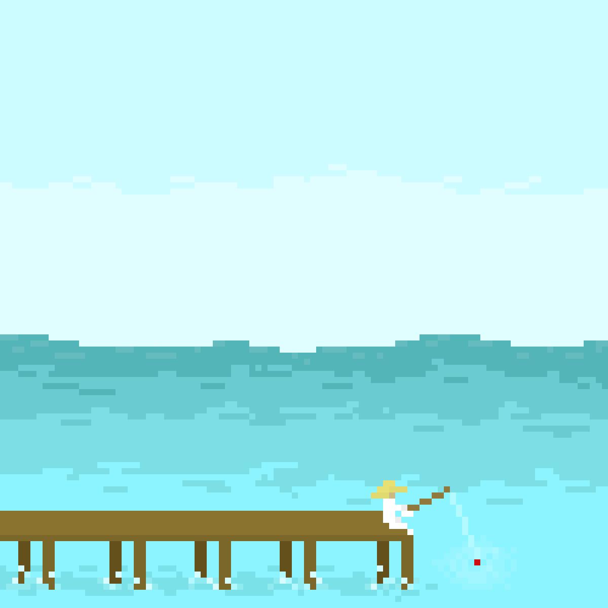 Fishin' by TakedownBard