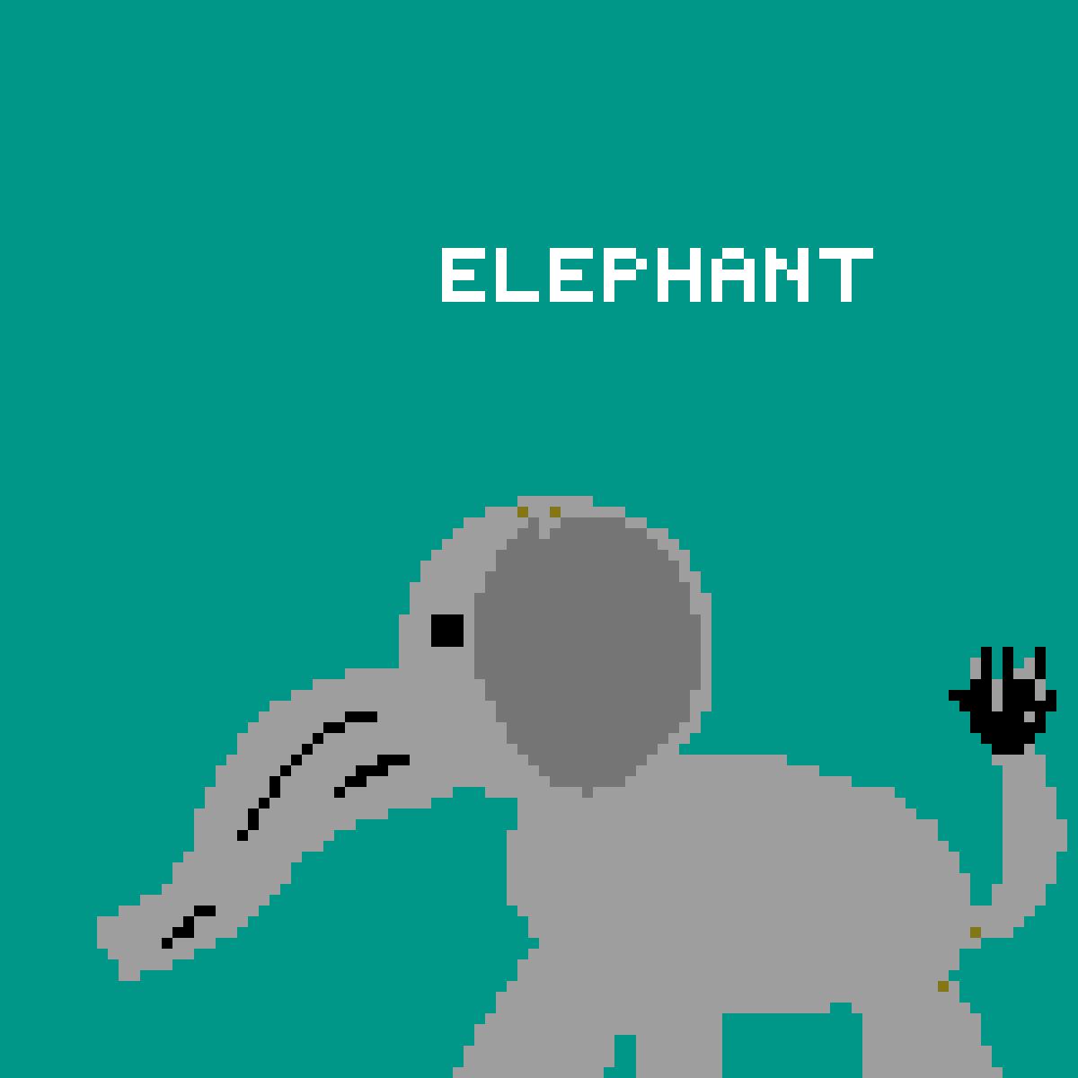 elephant by black-mamba