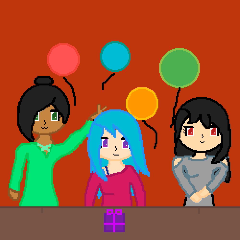 B-day by Crystal223