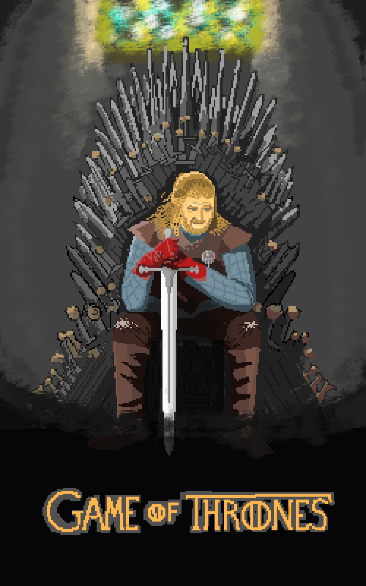 The Game of Thrones by ecderha