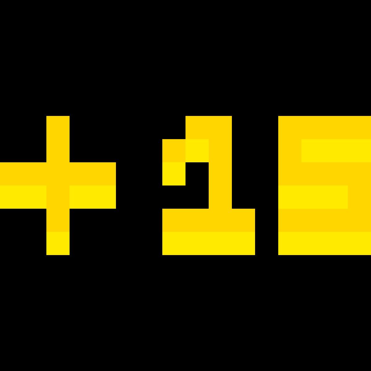+ 15 by 796