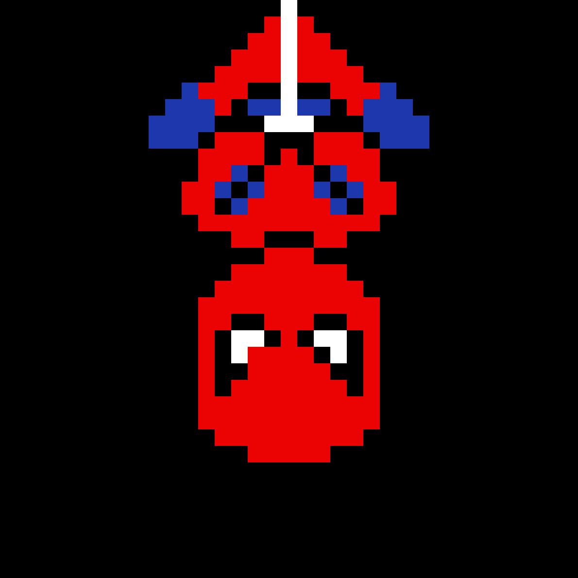 Spider-man by Roska