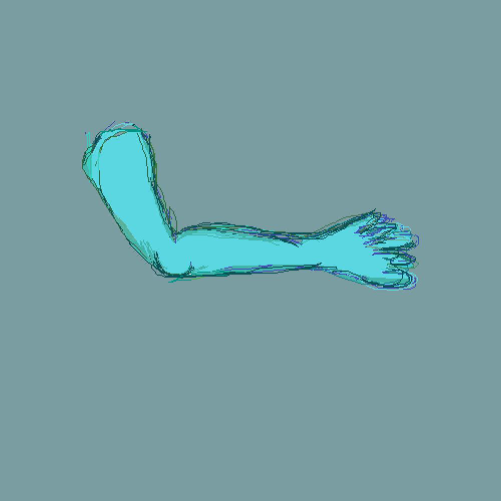 Leg of a fish boi by myriethewarrior