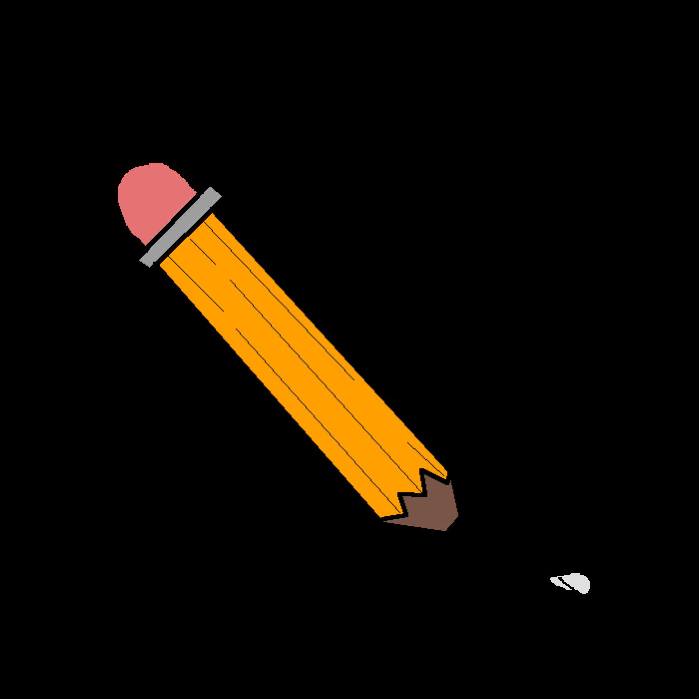 Pencil by Jupiter-Bassoon