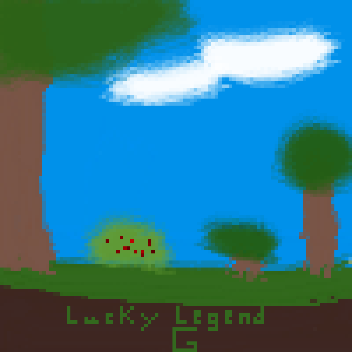 LuckyLegendGaming by The8-BitGamer