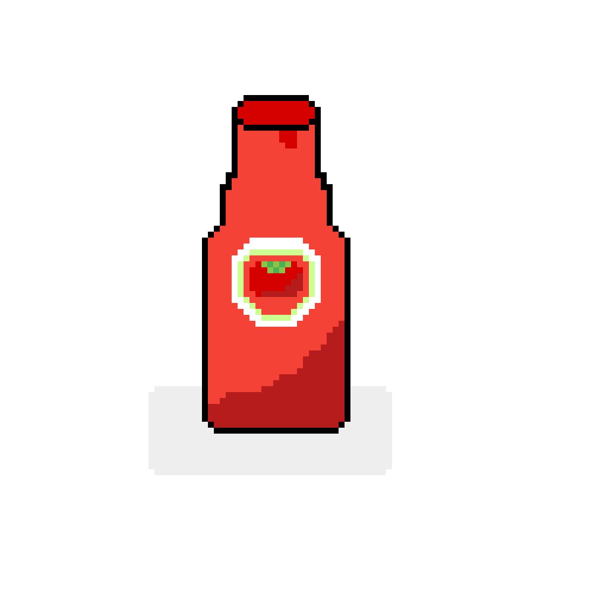 Ketchup by TheWildPikachu