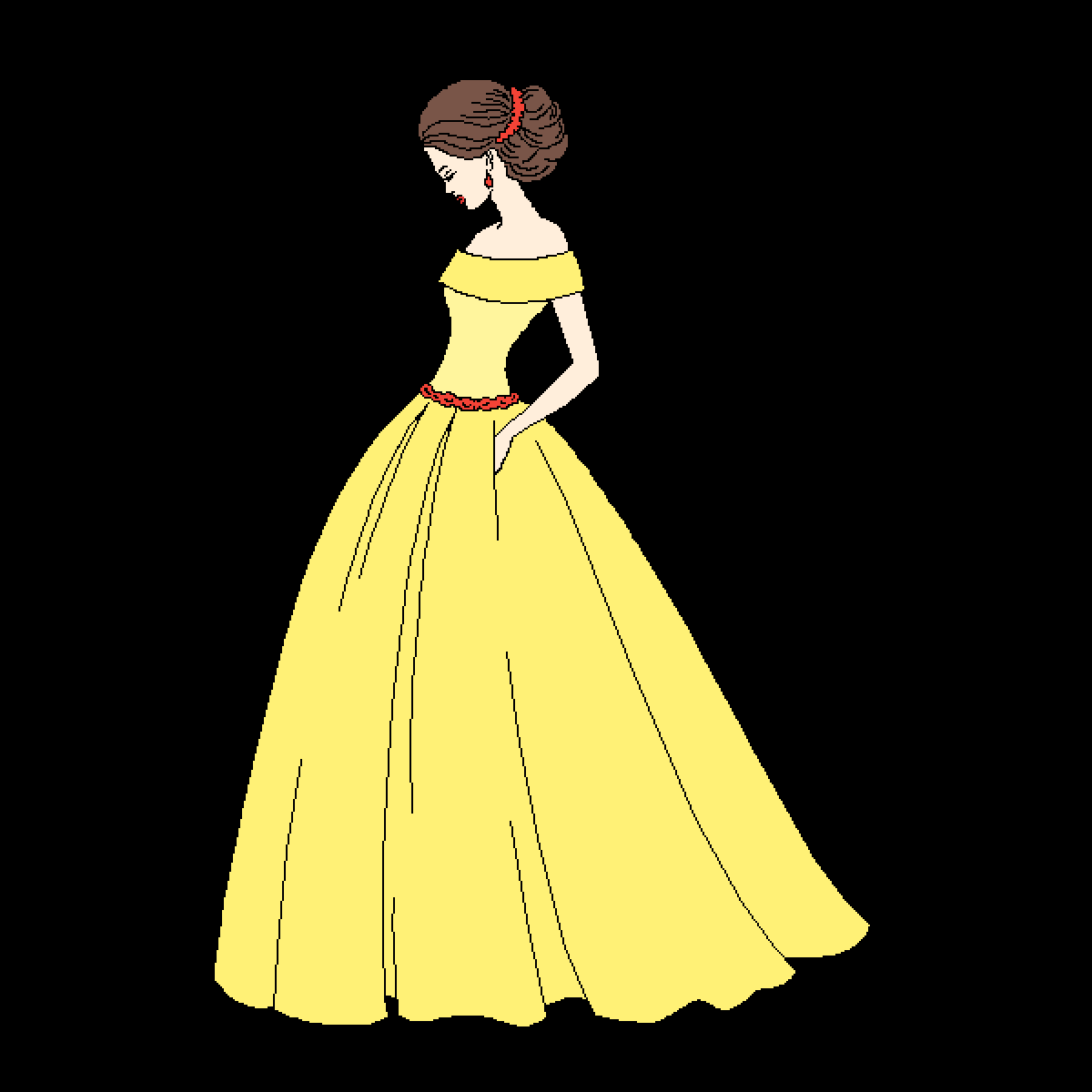 Belle by Hamilfan10