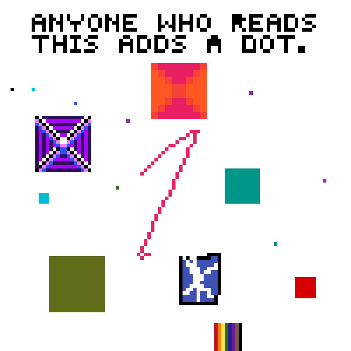 Add a dot! by Historypanda