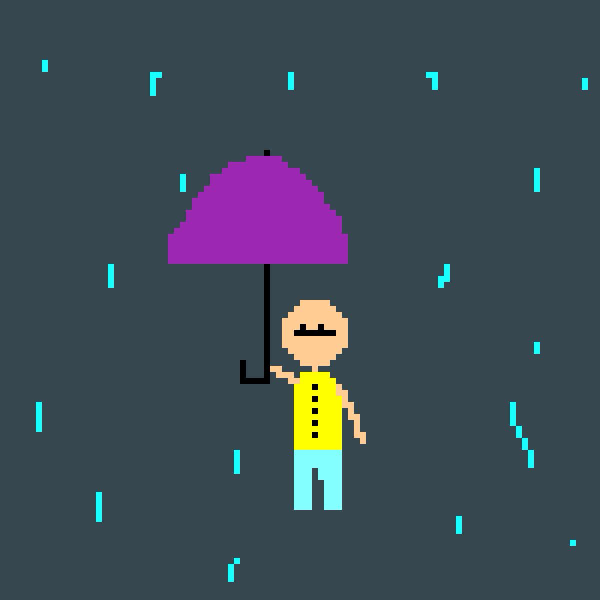 umbrella (remake) by Adhdforev22