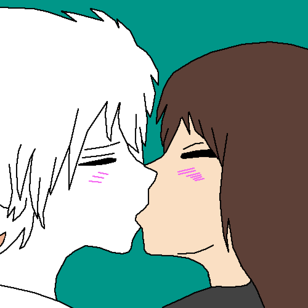 Kiss by Lynn-Chan