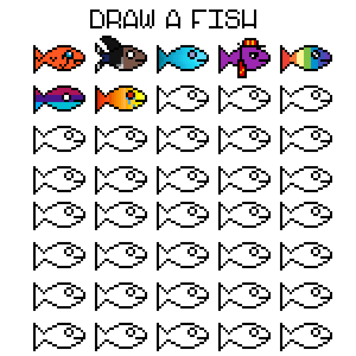 my fish is an ombre :P by 123StarLight