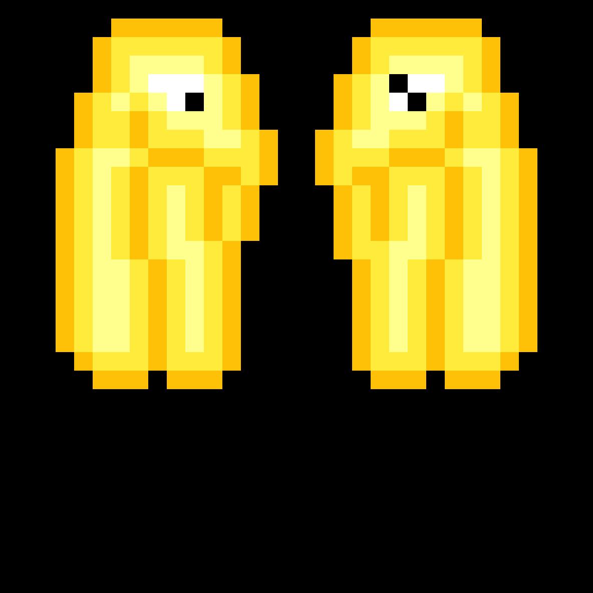 Pixilart Golden Angel Wings By Topone