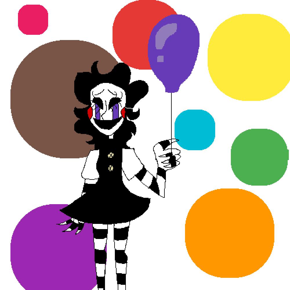 Balloons by mistyrainbow101