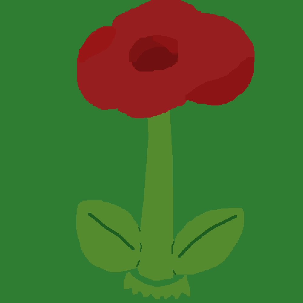 Poppy by The-Space-Junk