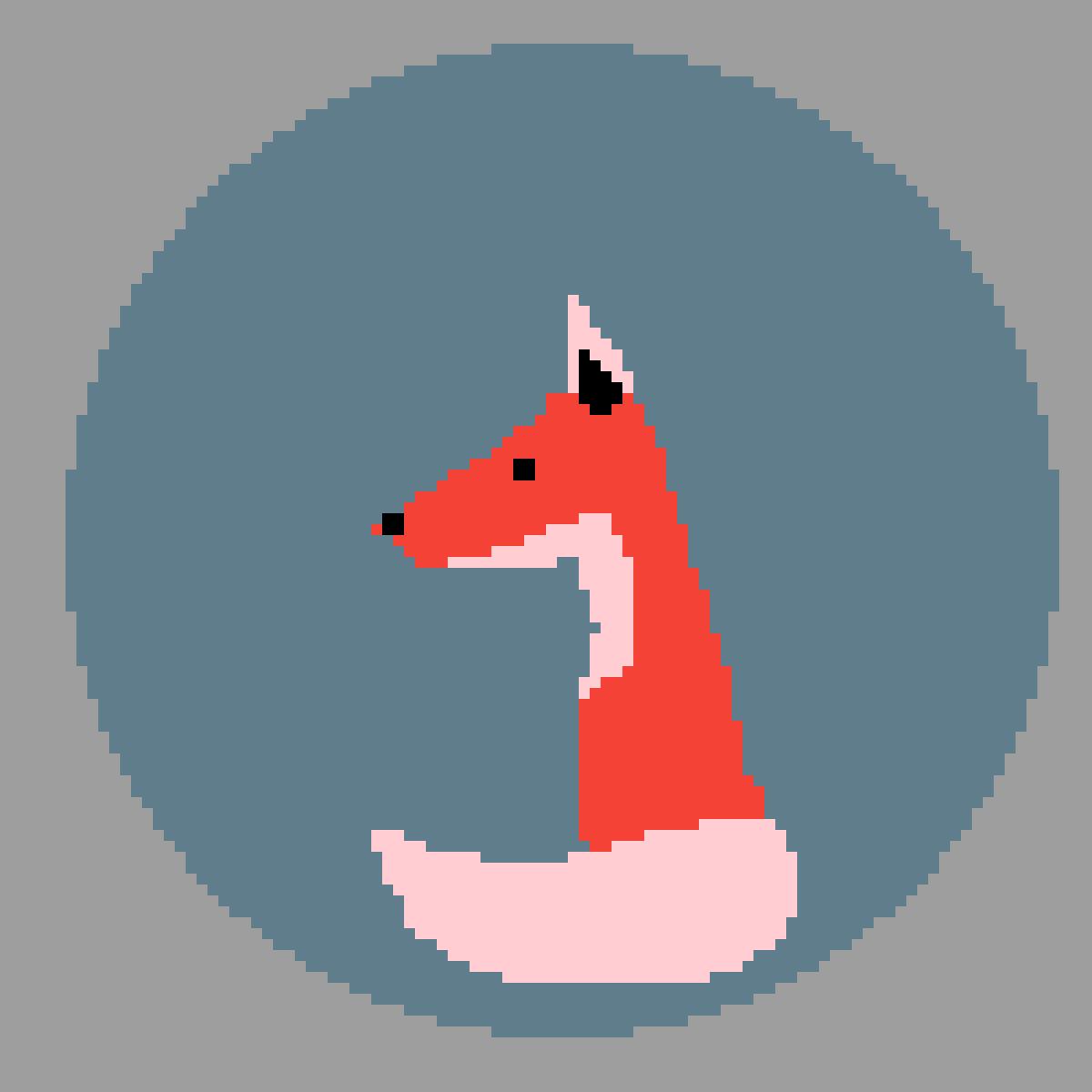 fox by Daesook