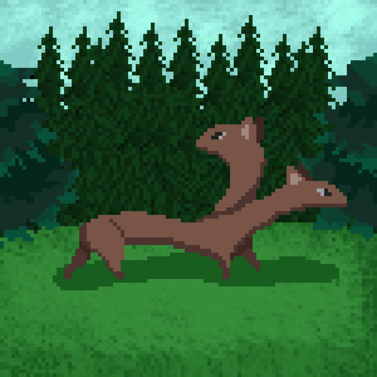main-image-Woodland Creature  by Balgemann