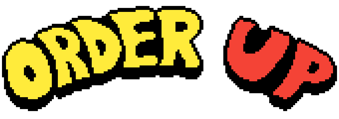 Order Up logo by Bullbro