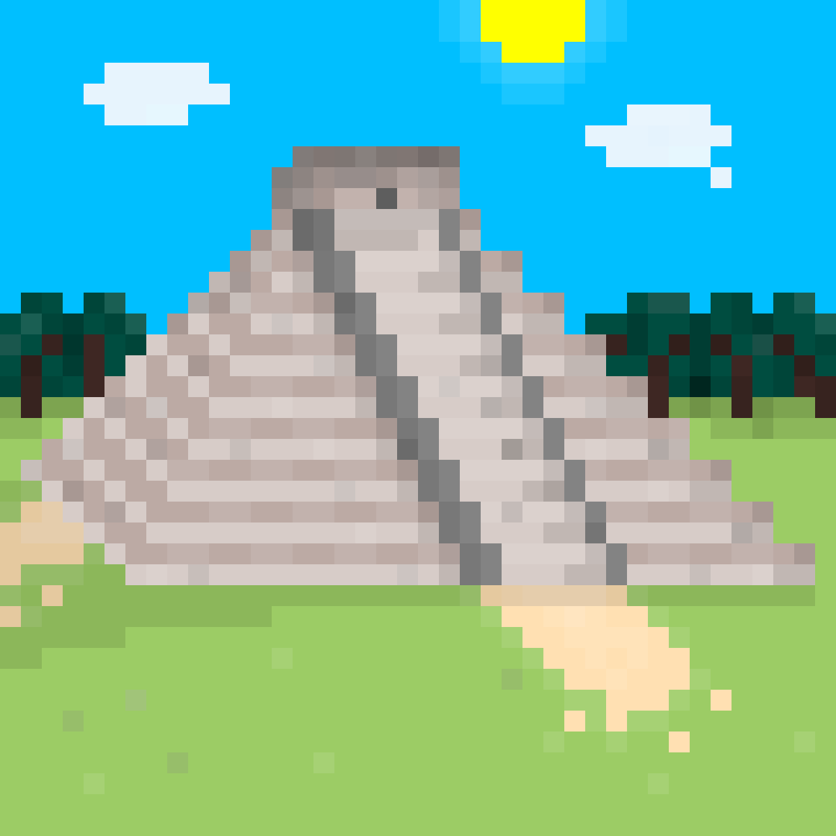 main-image-Chichén Itzá  by lexcast