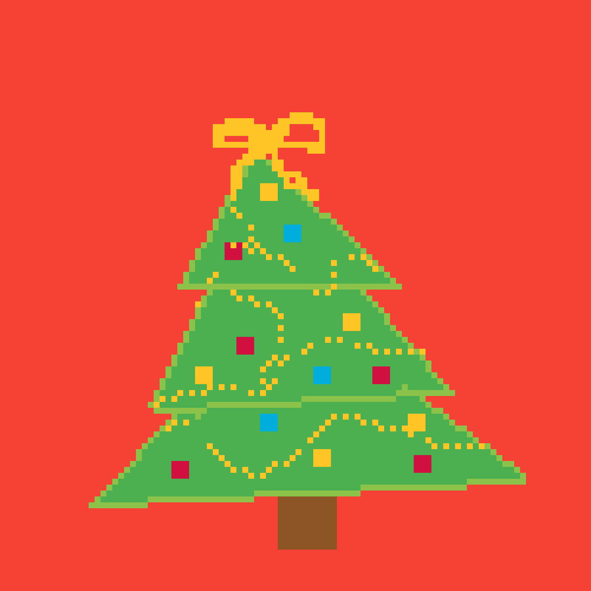 Pixilart - Oh Christmas Tree by Anonymous