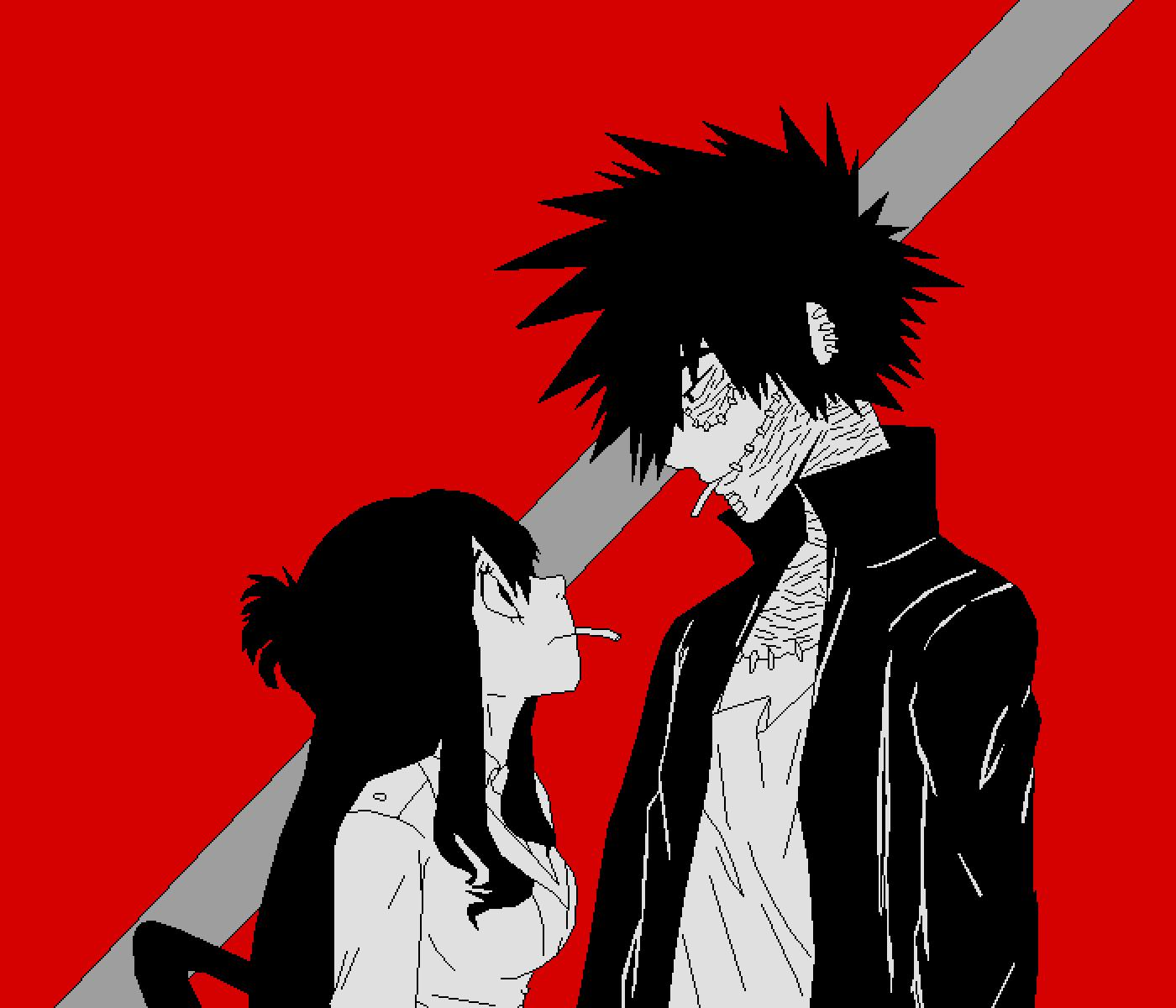 main-image-Dabi and Tsuyu  by YmotanaAnatomy