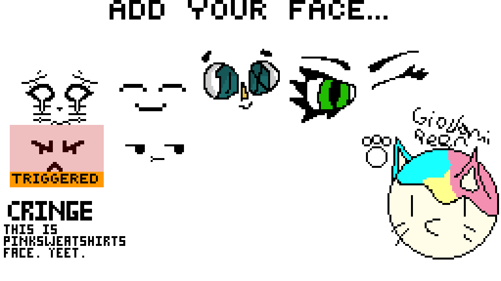 Face Collab by Giovanni-Reen