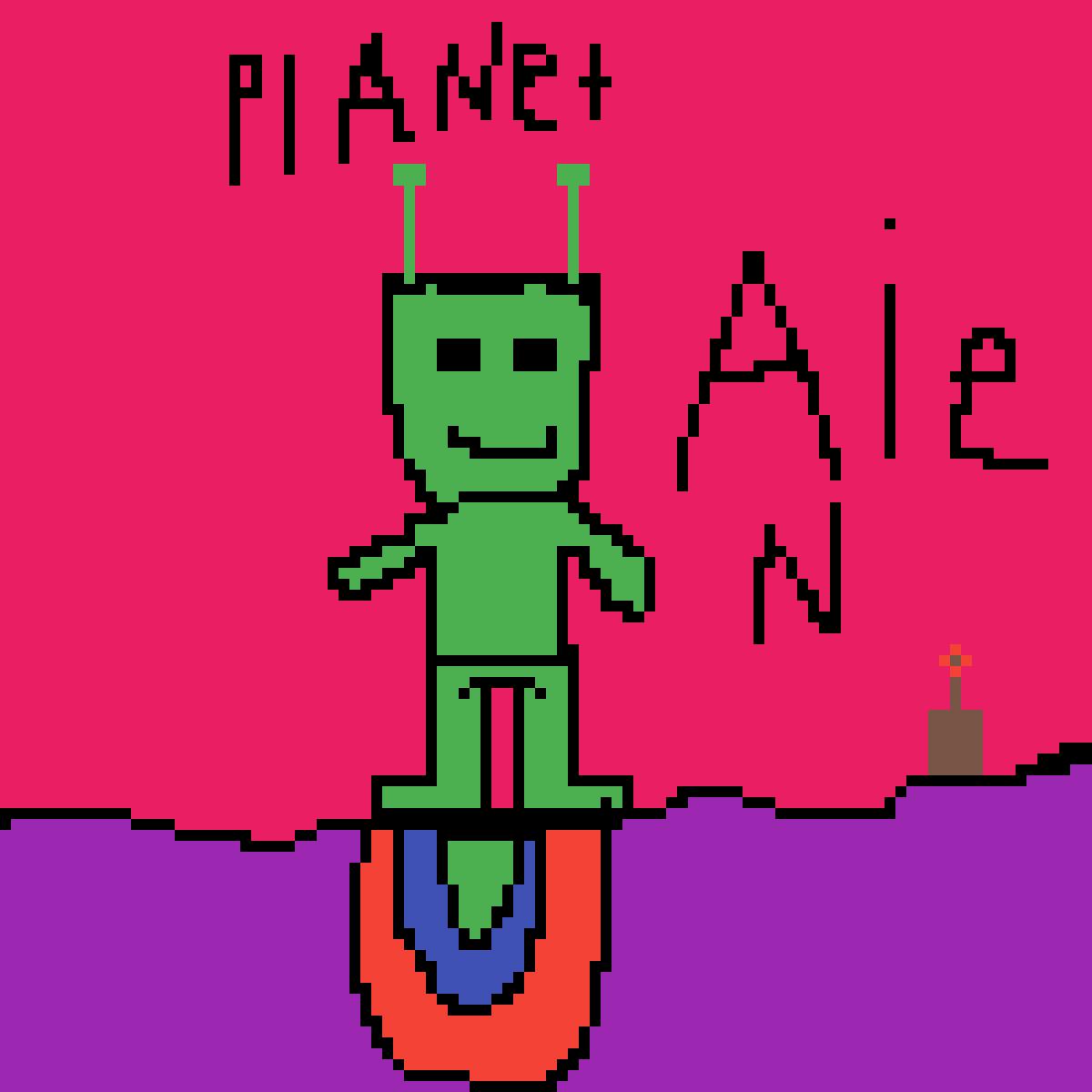 ALIEN GUY