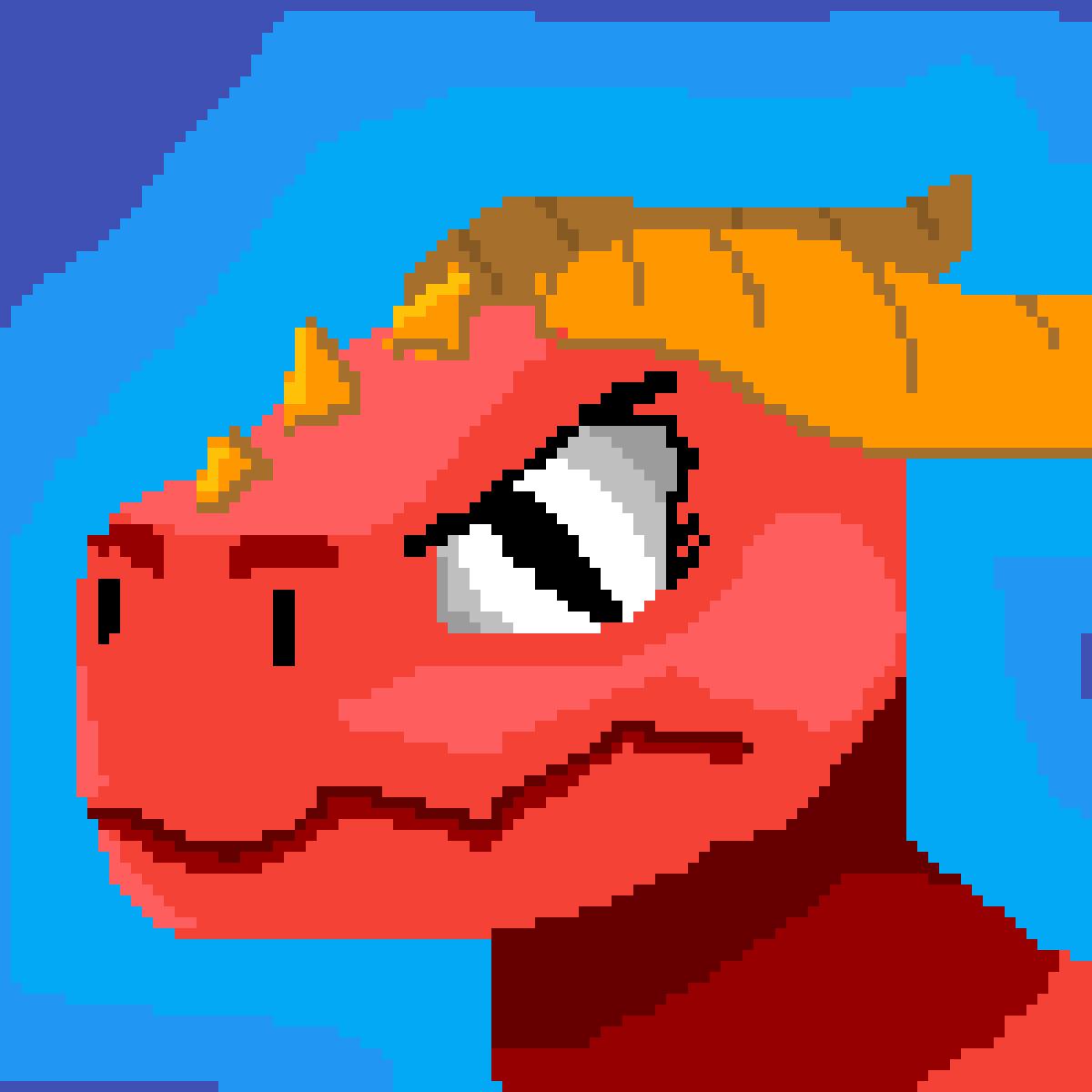 dragon by drago3421