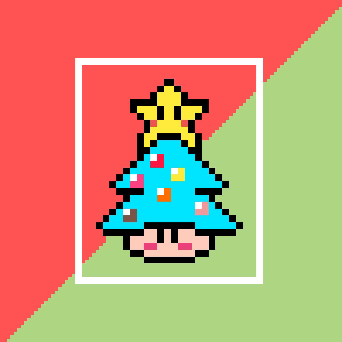~ Mr. Christmas Tree ~ by Nathicha-Miki15