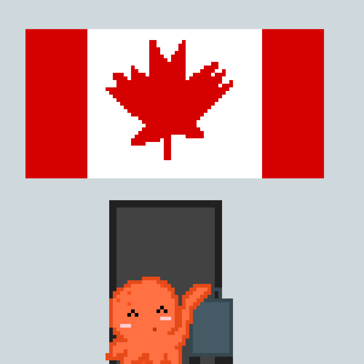 Goin to Canada!!!! by That8-BitDude