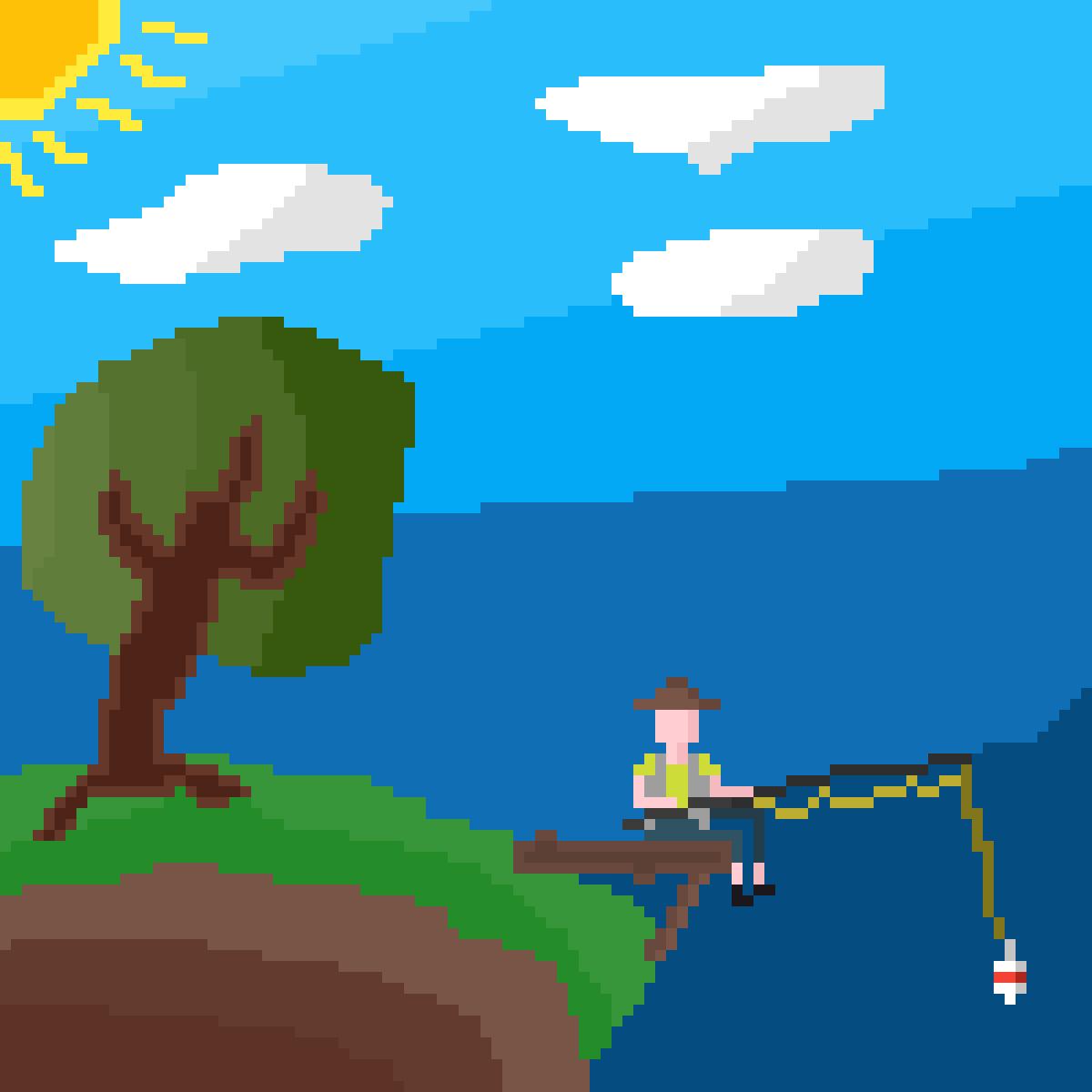 Fishing by MrRosty