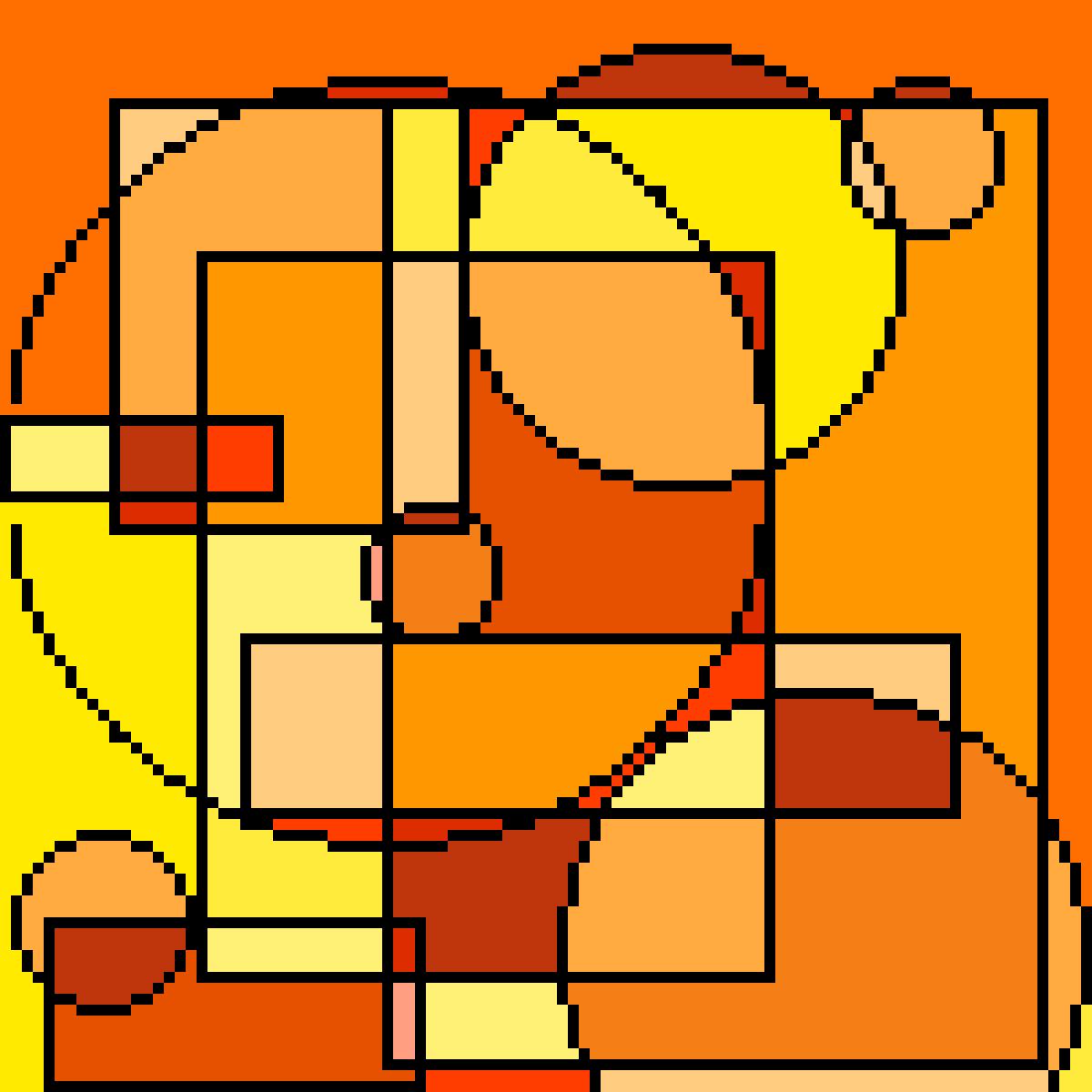 Orange by Bnus