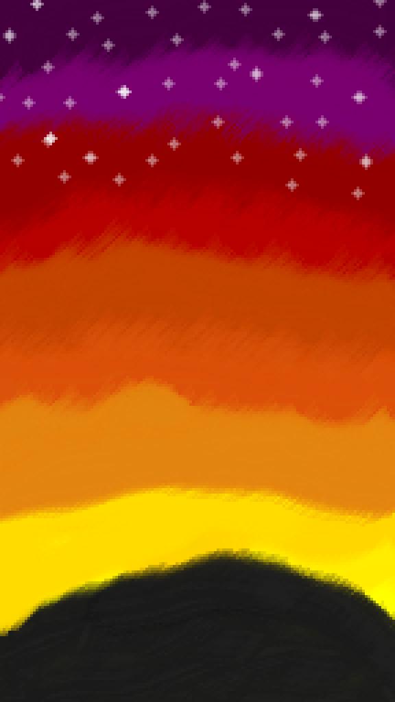 Nights Sunset by KawaiiKennyKat