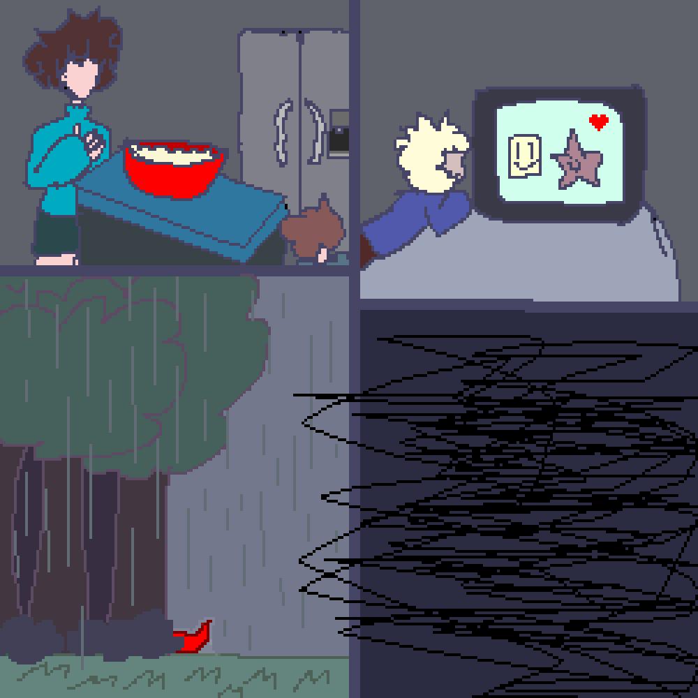 cauchemars by wigton