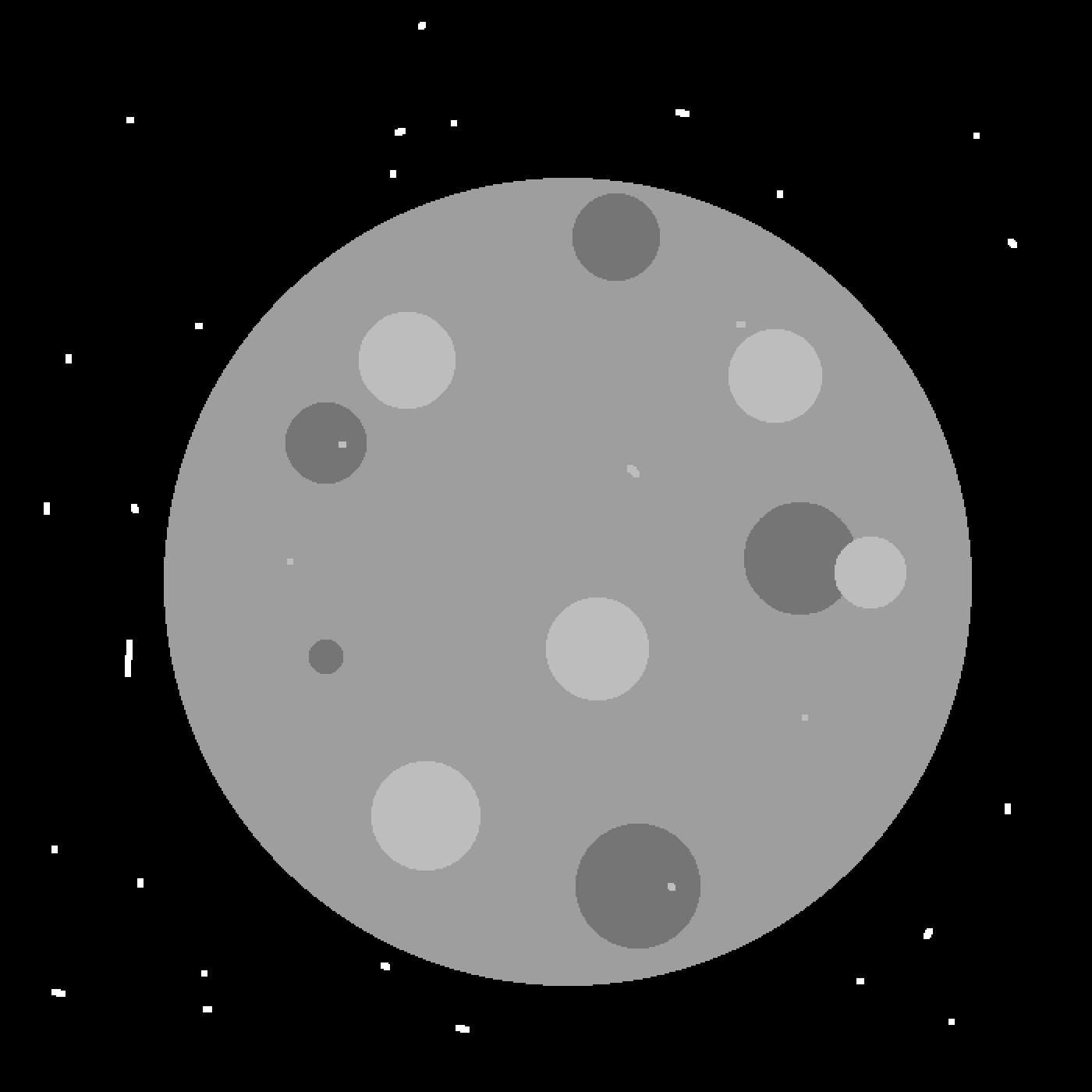 Moon by Jupiter-Bassoon