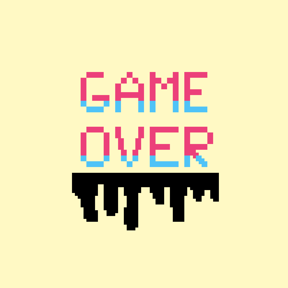 Game Over by Nathicha-Miki15